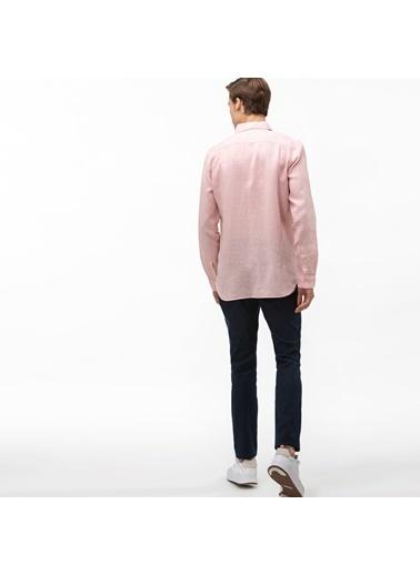 Lacoste Erkek Slim Fit Pantolon HH0008.08L Lacivert